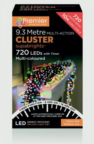 Multi-Action Clusters With Timer Multi