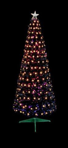Slim Fibre Optic Tree