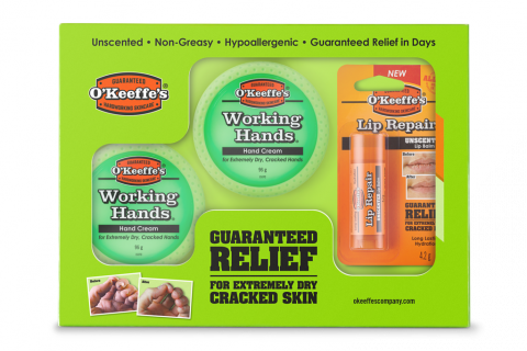 O'keeffe's Winter Essentials Gift Pack