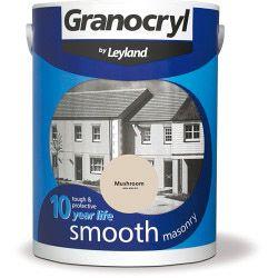 Granocryl Smooth Masonry 5L Mushroom