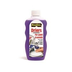 Rustins Paint Driers (Terebene) 250Ml
