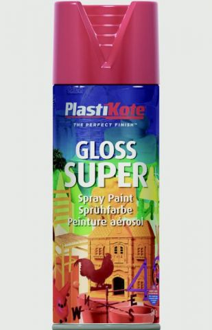 Gloss Super 400Ml Aerosol