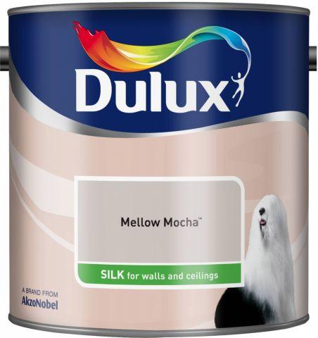 Dulux Silk 2.5L Mellow Mocha