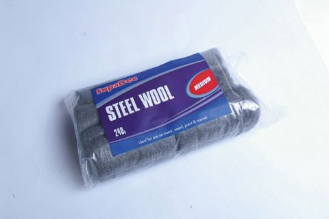 Supadec Steel Wool 240G Coarse