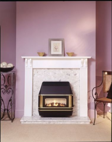 Valor Heartbeat Oxysafe Natural Gas Fire