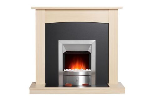 Valor Teviot Ecolite Fire Suite 15 Chrome/Maple