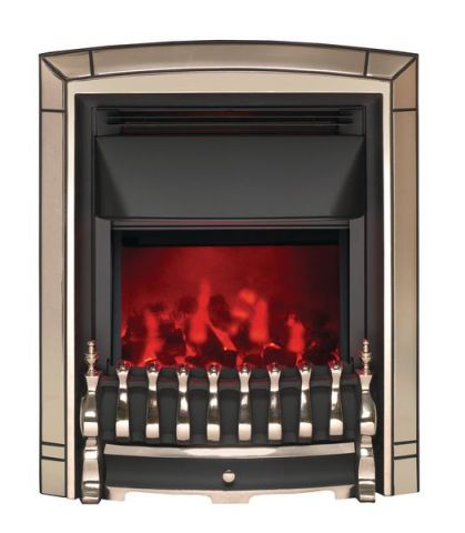 Valor Dream Dimension Electrical Fire 1.35Kw Gold