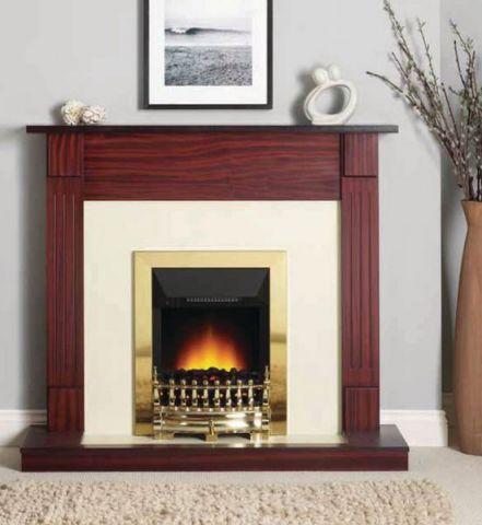 Valor Durham Longlite Fire Suite Brass/Mahogany