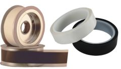 Black Easy Release Thermal End Sealing Tape 25Mmx10m