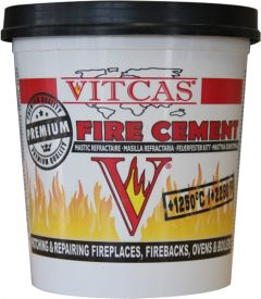 Fire Cement Black 1Kg