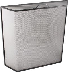 Noble Fs Bent Box; Black 610H 660W 155D