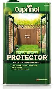 Cx Shed & Fence Prot (Fp) Chestnut 5L
