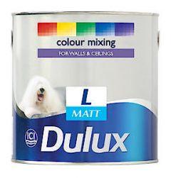 Du Col/Mix Flat Matt Medium Bs 2.5L