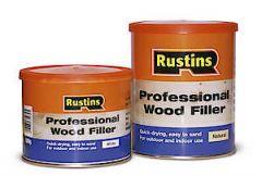 Professional Wood Filler 250G Nat