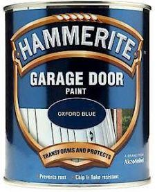 HAM GARAGE DOOR Paint WHITE  750ML