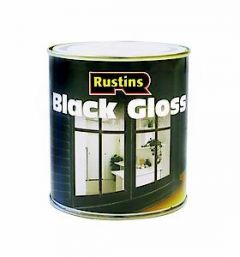 Black Gloss 250Ml