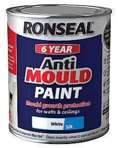 6Yr Anti Mould Matt White 750Ml