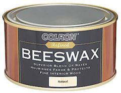 Colron Refined Beeswax Natural 400G