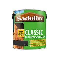 Sad Clas Wood Prot 2.5 Ebony