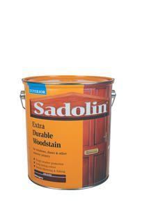 Sadolin Extra                Burma Teak 1L