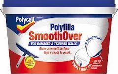 Pu Smoothover For Damaged/Txt Walls 2.5L