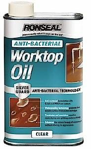 Anti-Bacterial Worktop Oil 1Lt