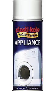 Appliance Spray Gloss White 400Ml