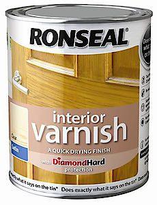 Int Varnish Mat Clear 250Ml