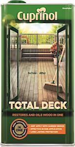 Cx Total Deck Clear 5L