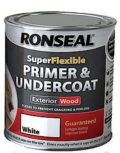S/Flex Primer & Undercoat White 750M