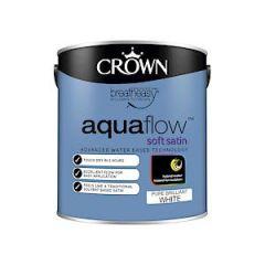 Cr Aquaflow Satin       Bril White 2.5L