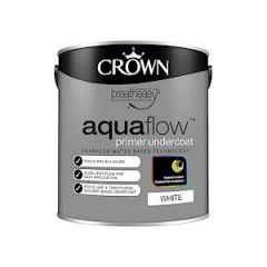 Cr Aquaflow Ucoat       White      2.5L