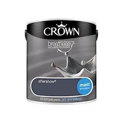 Crownr Matt Emulsion        Aftershow  2.5L