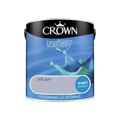 Crown Matt Soft Ash 2.5L