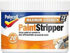 Pu Maximum Strength Paint Stripper 500Ml