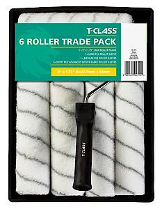 T Class 4310 Pile Knitted Roller Sleeves *Discontinued*
