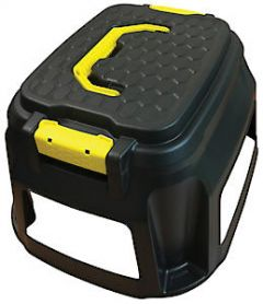 Heavy Duty Step Stool W/ Tool Caddy