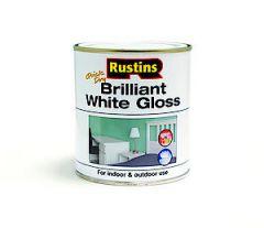 Q/D Brilliant White Gloss 250Ml