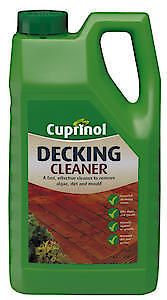 CUP DECKING CLEANER         2.5L