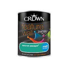 Feature Wall Matt Sec Escape 1.25L