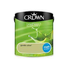 Matt Emulsion Gentle Olive 2.5L