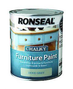 Chalk Paint 750Ml Dove Grey 3 Case