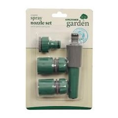 Spray Nozzle Starter Set