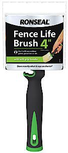 Fence Life Brush Black   37076