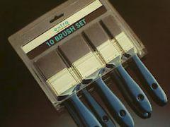 Extra 10 Brush Pack