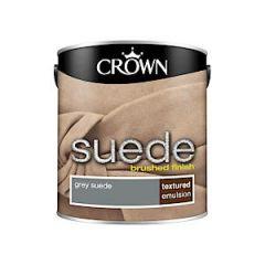 Cr Suede Emulsion       Grey       2.5L