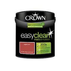 Crown Easyclean English Fire 2.5L