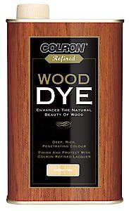 Colron Refined Wooddye Gmoak 500Ml
