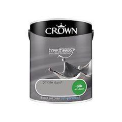 Crownr Silk Emulsion        Grnte Dust 5L