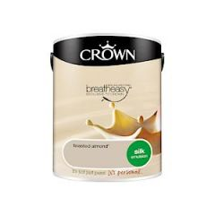 Crown Silk Toasted Almond 5L